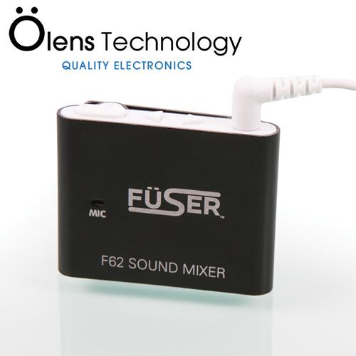 'Fuser - Ambient Sound Mixer'