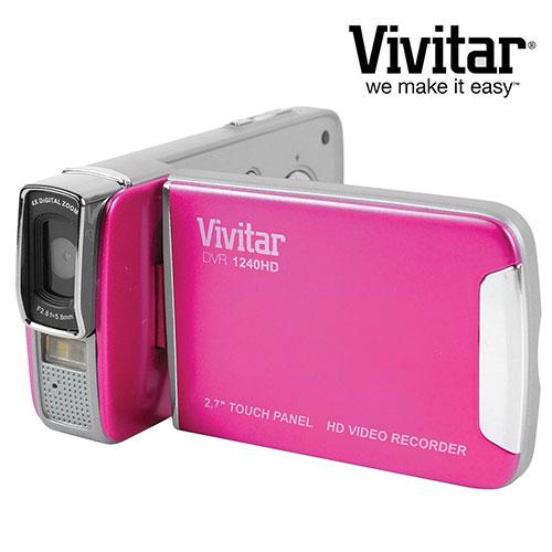 'Vivitar 12.1 Megapixel HD 1080P Camcorder'