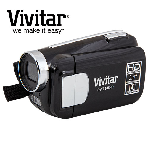 Vivitar 5.1 Megapixel Cam/Camcorder