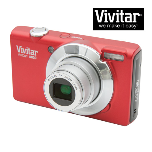 'Vivitar 16MP Digital Camera'