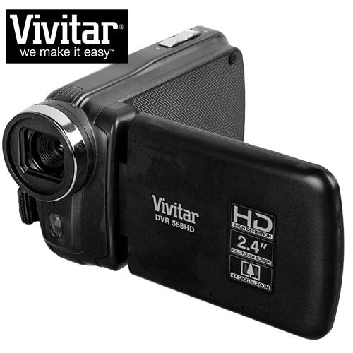 Vivitar 5.1 MP HD Camera