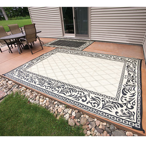 Delightful Patio Mat
