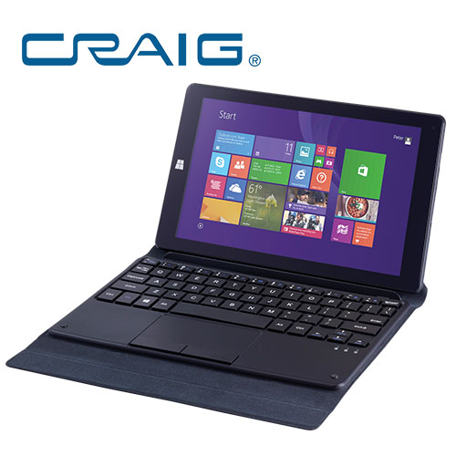 Craig Tablet with Keyboard
