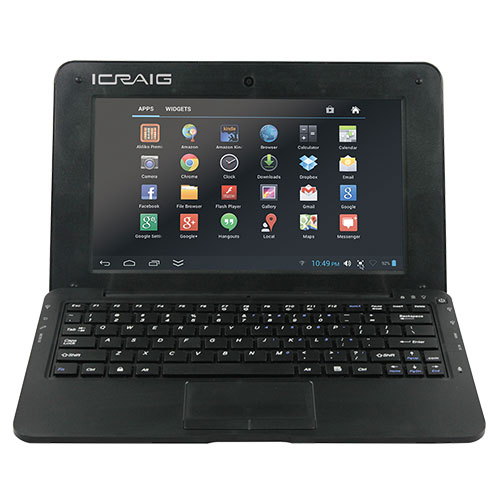 iCraig 10.1IN Dual Core Slimbook