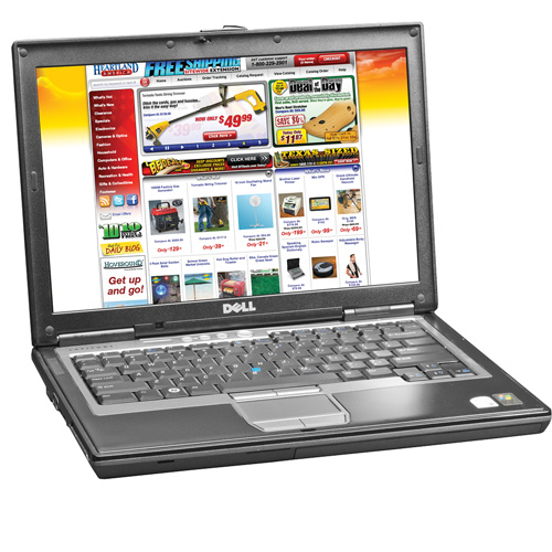 'Dell 3.6GHz Duo Core Laptop'