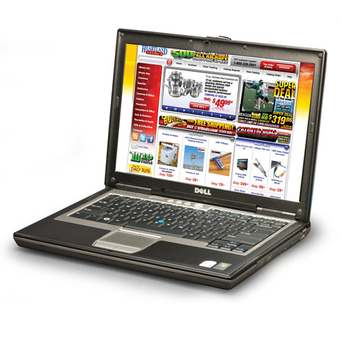 'Dell Duo Core Laptop'