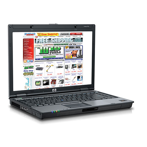 'HP Duo Core Laptop'