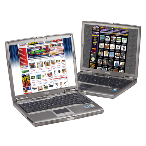 Pair of Dell Laptops