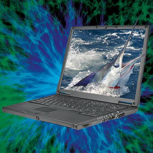 'Dell Pentium M Notebook Computer'