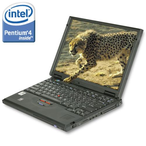 'IBM Pentium 4 Notebook Computer'