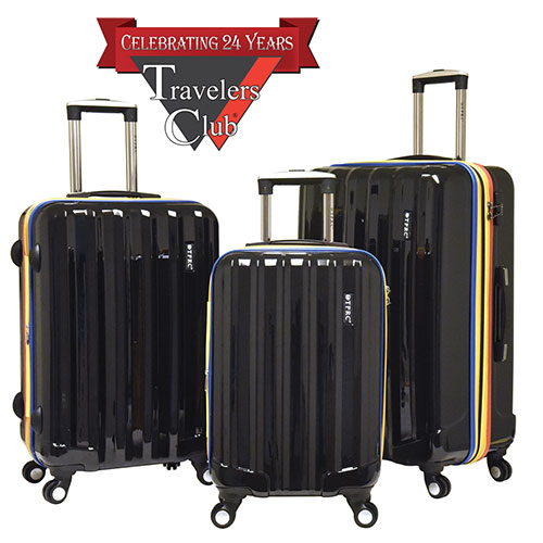 Rio Hardside Luggage Set