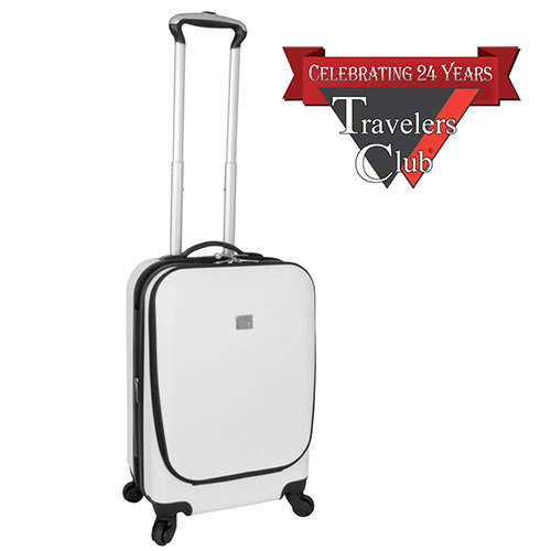 'Travelers Club Carry On Luggage'
