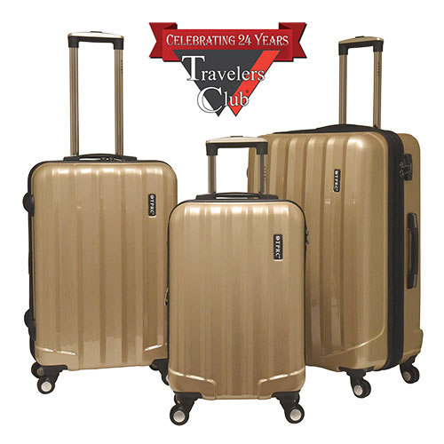 Rio Traveler's Club Luggage Set