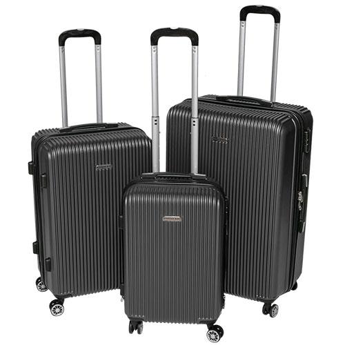 Black Hardshell Luggage Set
