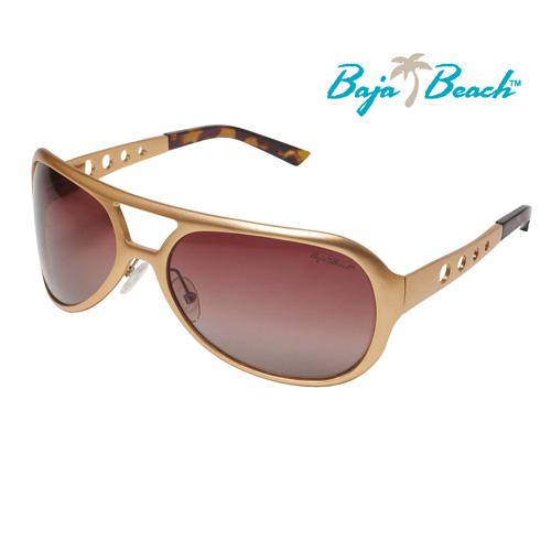 'Gold Sunglasses'