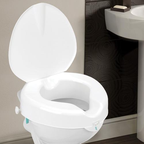 'Raised Toilet Seat'