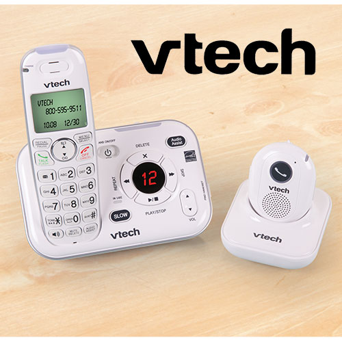 V-Tech CareLine Cordless Phone