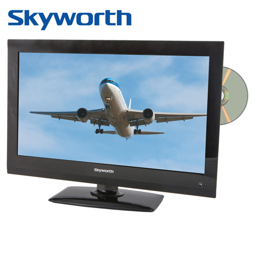 Skyworth 19 inch TV/DVD Combo