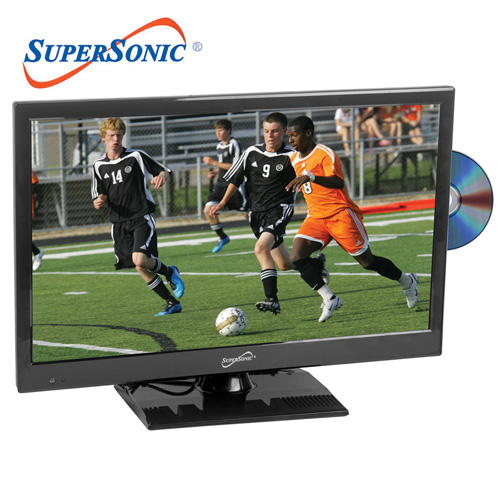 '19inch LED HDTV W/DVD'