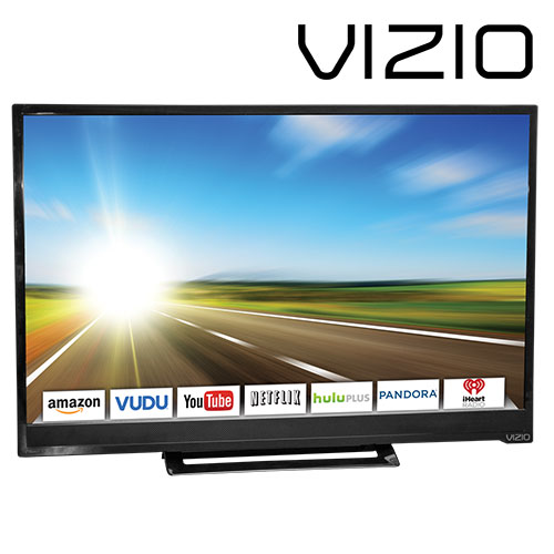 'Vizio 28in LED Smart HDTV'