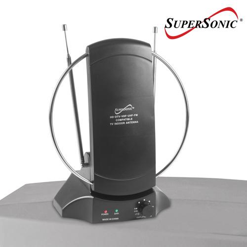 'Supersonic HD/Digital Indoor Antenna'
