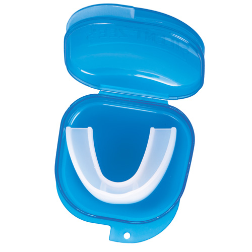 'Silent-ZZZs Mouth Guard'