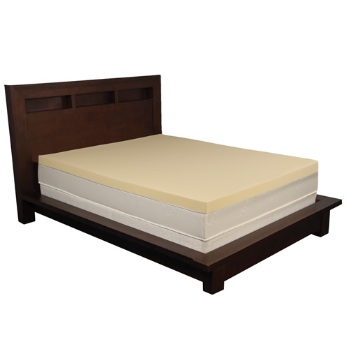 Heartland America Memory Foam Mattress Topper Twin