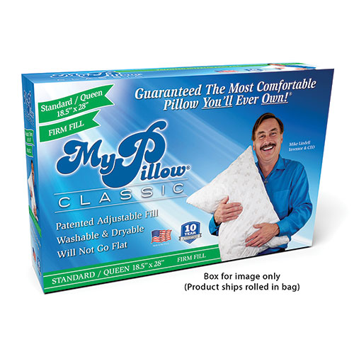 MyPillow Classic Firm - Standard/Queen