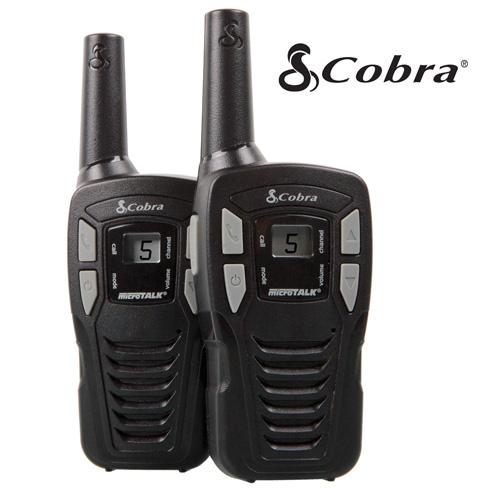 'Cobra 16-mile GMRS Radio'