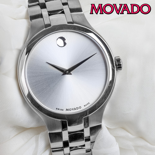 'Museum Movado Watch - Mens'