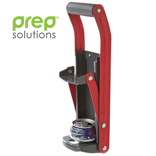 Prep Solutions Can Crusher