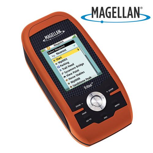 'Magellan GPS - Triton 300'