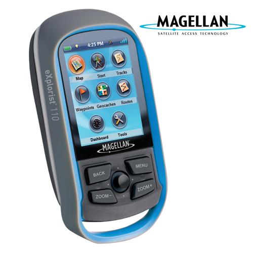 'Magellan Explorist 110 Handheld GPS'