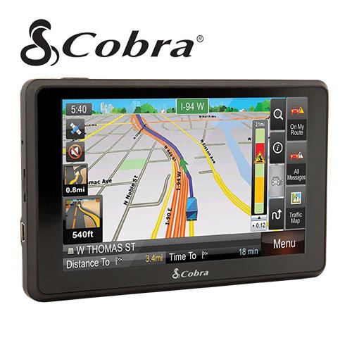 'Cobra 6500 Pro HD GPS'