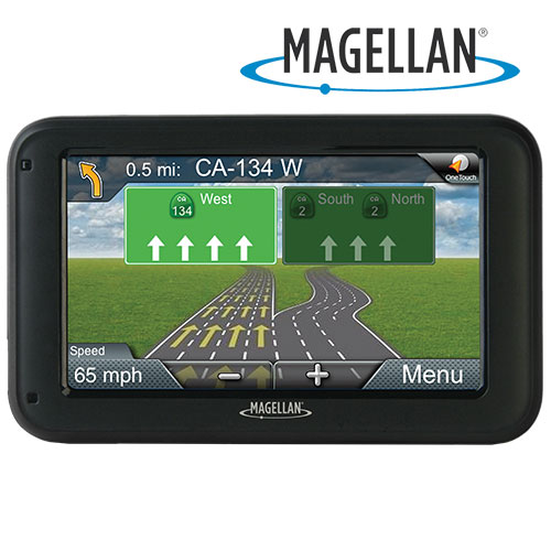 'Magellan GPS'