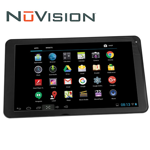 Nuvision Tablet Computer