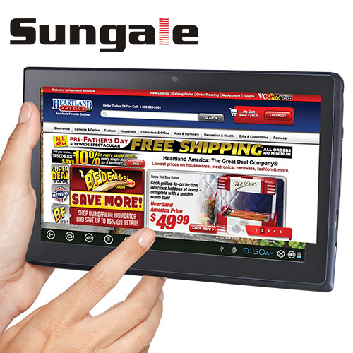 'Sungale 7in 8GB Tablet'