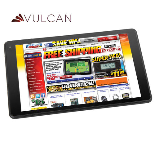 Vulcan Challenger Windows 8.1 Tablet
