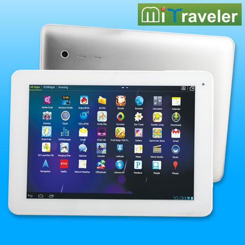 MiTraveler 9.7 inch Dual Core Tablet