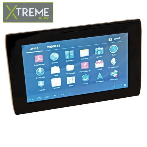 """'Xtreme Play 7"""" Tablet Computer'"""