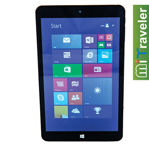 'Mitraveler Windows 8.1 Tablet'