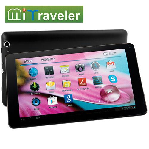 Mitraveler 9IN Quad-Core Tablet