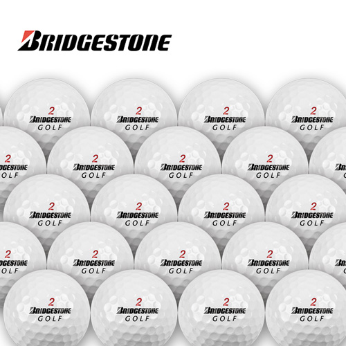 'Bridgestone B330 Golf Balls - 24 Pack'