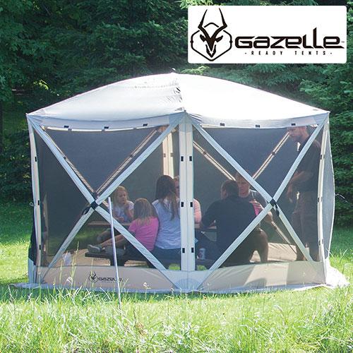 'Gazelle Ready Tent'