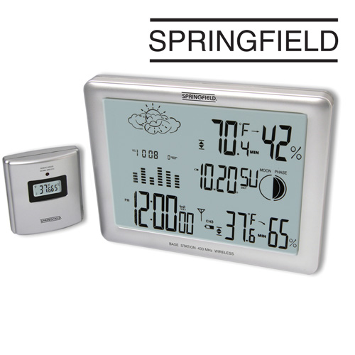 'Springfield Weather Forecaster'