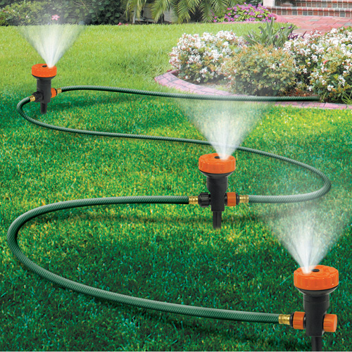 'Portable Sprinkler System'