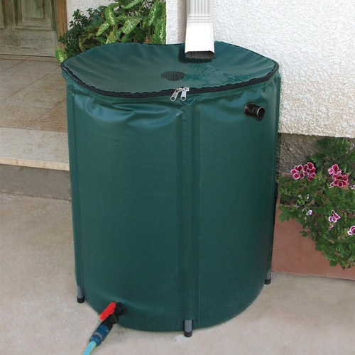 'Collapsible Rain Barrel'