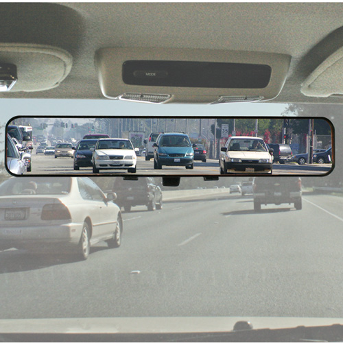 'Panoramic Rear View Mirrors - 2 Pack'