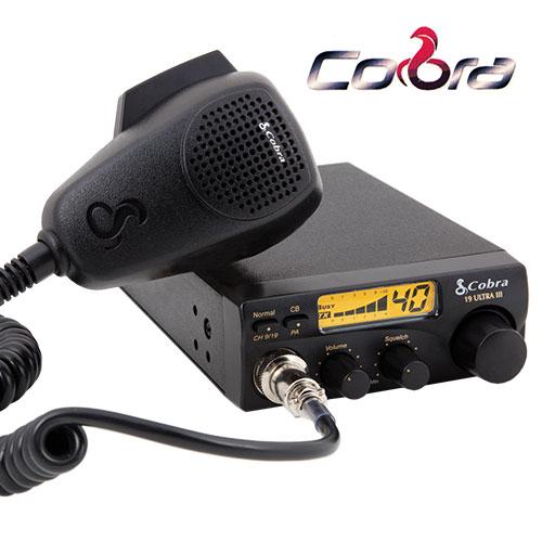 'Cobra Ultra III CB Radio'