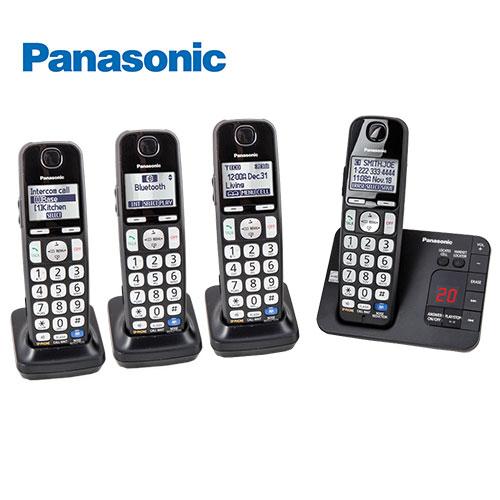 'Panasonic 4-Handset Phone System'